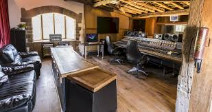 monnow valley studio control and live room information