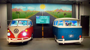 volkswagen hippie van name gabriel iglesias u0027 vw microbus aquariums revealed youtube