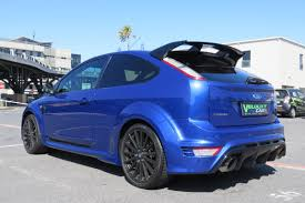 2010 ford focus rs u2013 velocity cars