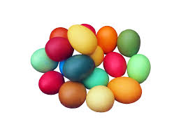 custom easter eggs free images isolated food color colorful basket