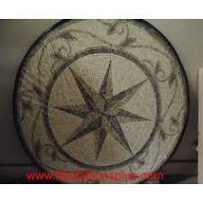 volante 36 mosaic medallion medallionsplus com floor