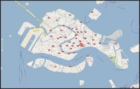 Ferrara Italy Map by Orientation U0026 Map City Map Of Venice