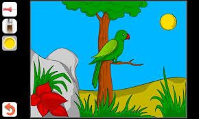 kids paint u0026 color lite android apps on google play
