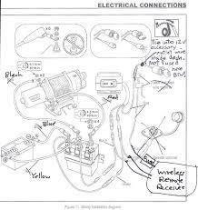 ramsey rep8000 winch solenoid wiring diagram u2013 pirate4x4