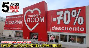 boom muebles tiendas de muebles en vitoria gasteiz sofás colchones