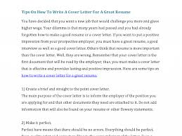 how to create the perfect cover letter image collections cover