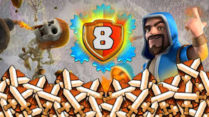 level 8 clan perks unlocked clash of clans new clan update