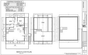 28 u0027 x 36 u0027 mountain cabin plan 1064 sq ft sds plans