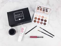 beautyfix vs boxycharm vs glossybox september 2017 battle of the