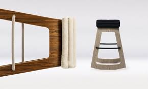 Stool For Desk Muista A New More Evolved Way To Sit At Your Desk Design Milk