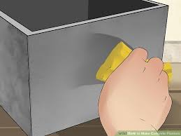 Concrete Planters How To Make Concrete Planters With Pictures Wikihow