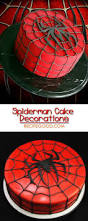 25 spider man cakes ideas spiderman
