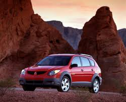 2002 pontiac vibe fuel infection