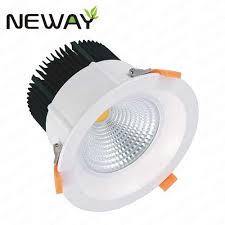led recessed lighting manufacturers 50w led recessed down light retrofits cut out hole 160mm 200mm