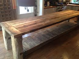Reclaimed Kitchen Island 13 6 Foot Long