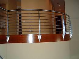 Banister Rails Stainless U0026 Glass