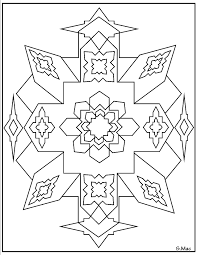 geometric coloring pages s mac u0027s place to be