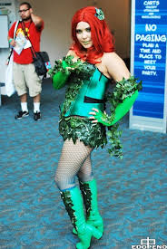 Poison Ivy Halloween Costume Ideas 75 Poison Ivy Costume Idea Images
