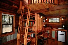 lake home interiors tiny house at hillside cottages