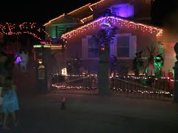This Is Halloween Christmas Lights by Hair Raising Maricopa Haunted Houses