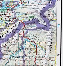 Map Of Nepal And India by India Bhutan Bangladesh Nepal Maldives Sri Lanka Road Map