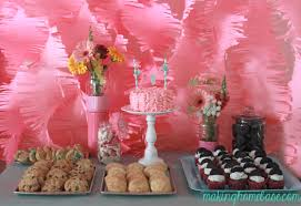 1st birthday girl themes and cookies birthday party ideas