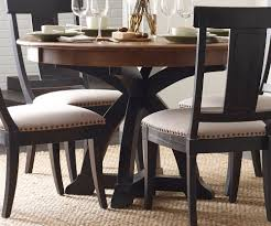 stone ridge round bistro dining table