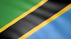 Uganda Flag Colours Tanzania Animated Flag Youtube