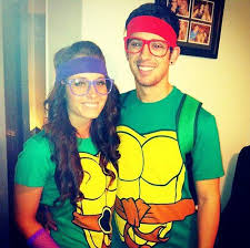 Ninja Turtle Halloween Costumes 25 Diy Couples Costumes Ideas Halloween