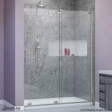 frameless shower door adjustment garage doors glass doors