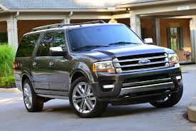 Ford Excursion New 2015 Ford Expedition King Ranch El Motor Trend