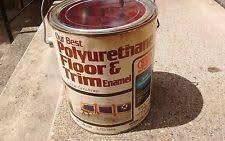 best look polyurethane floor and trim enamel brown poly paint ebay