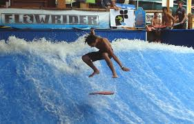 Backyard Flowrider Flowrider For Extreme Events Airbock