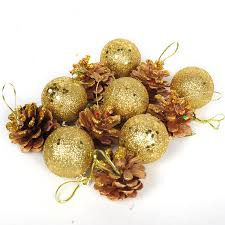 compare prices on pinecone christmas decorations online shopping