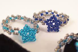 beading ring patterns google search jewelry pinterest pony