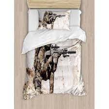 Army Bed Set Army Camouflage Bedding Wayfair