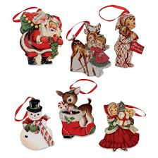 retro ornament set 6ct bethany lowe designs target