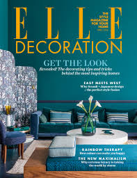april 2016 elle decoration uk