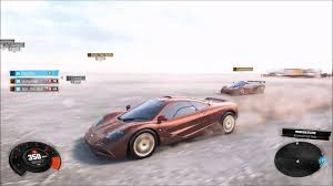 fastest mclaren the crew fastest car mclaren speed test youtube