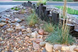 landscaping low maintenance backyard ideas for a front garden
