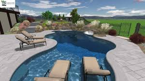 Small Backyard Pool by Small Backyard Pool Home Design Small Pool Landscaping Ideas On A