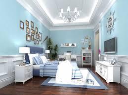 bookcase cupboard light blue minimalist bedroom light blue master