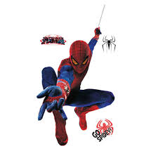 compare prices on spiderman mural online shopping buy low price order 1 piece new spiderman super hero wall stickers kids room decor avengers diy home decals cartoon movie 0262