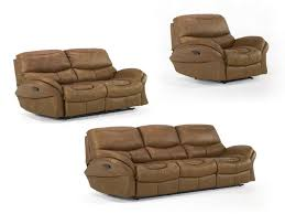 furnitures leather reclining sofa set luxury idaho reclining sofa