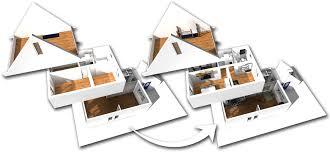 example family house in virtualreality