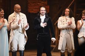 Curtain Call Theatre Watch Lin Manuel Miranda U0027s Final U0027hamilton U0027 Curtain Call Time