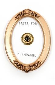 this elegant wall art won u0027t magically produce a glass of bubbly