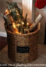 Christmas Decorations Using Live Greenery by Best 25 Christmas Fireplace Decorations Ideas On Pinterest