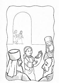 temple coloring page luke 2 41 52 jesus at the temple mary u0026 joseph find jesus in the