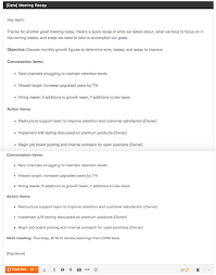 event recap template 12 networking follow up emails breathr